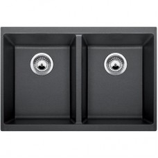 TG802 - Double Equal Bowl Tru-granite Kitchen Sink