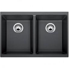 TG802 - Double Equal Bowl Tru-granite Kitchen Sink