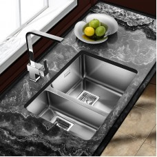 DUE3219-10RQ Beautyful Modern Square Looking Sink